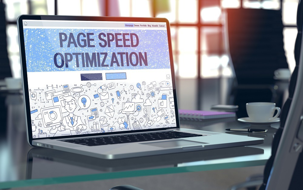 seo page speed optimization affect besirious